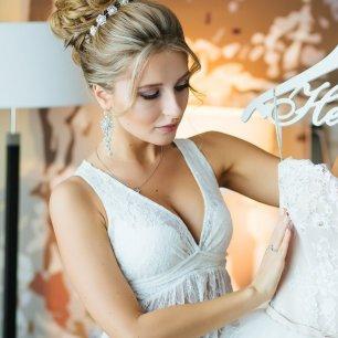 свадебные прически марина ольхова