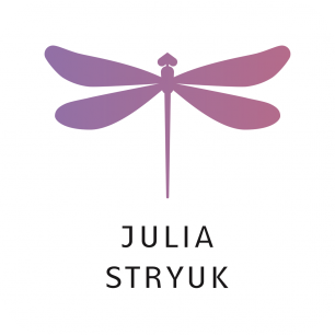 Julia Stryuk wedding